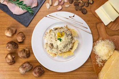 risotto-pollo-e-funghi-pinsa-di-roma