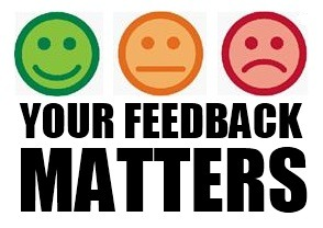 Image result for be open to receive feedback