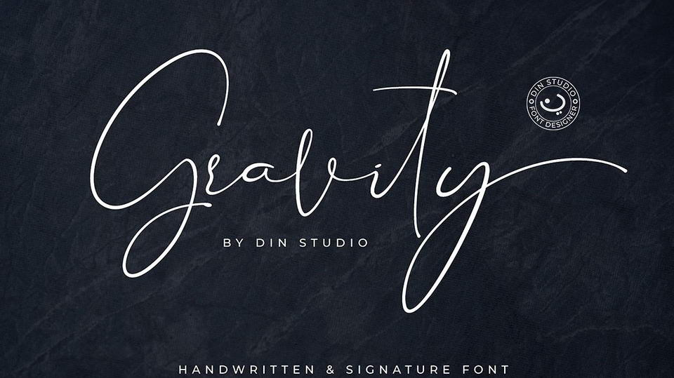 Download 10 New Free Signature Style Fonts for Personal Use · Pinspiry