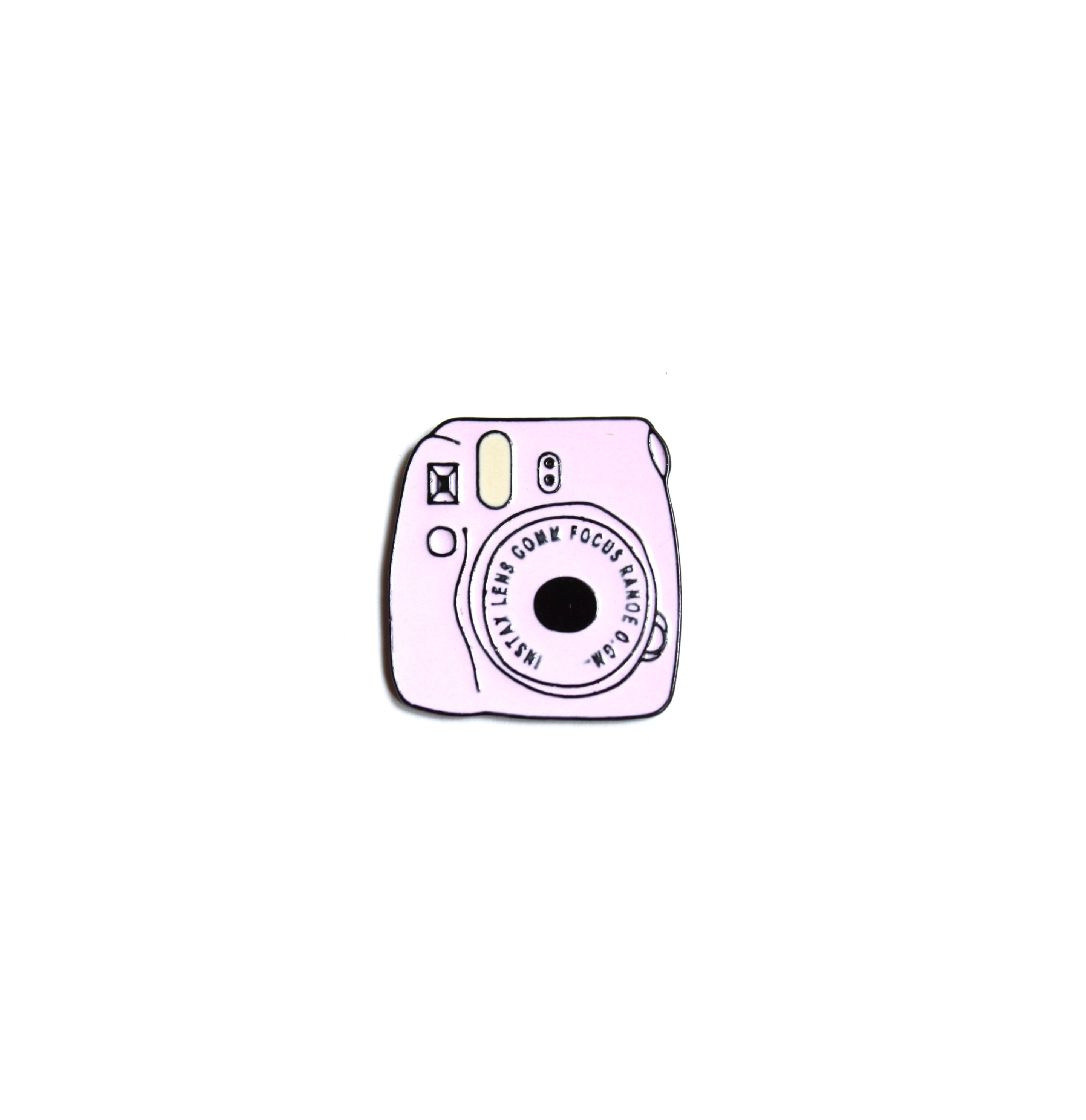pin's polaroid