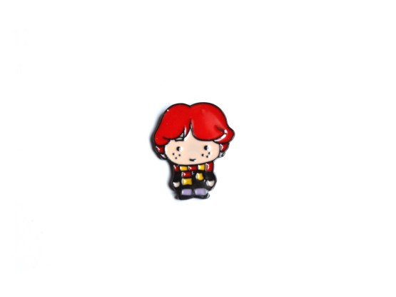 pin's harry potter ron