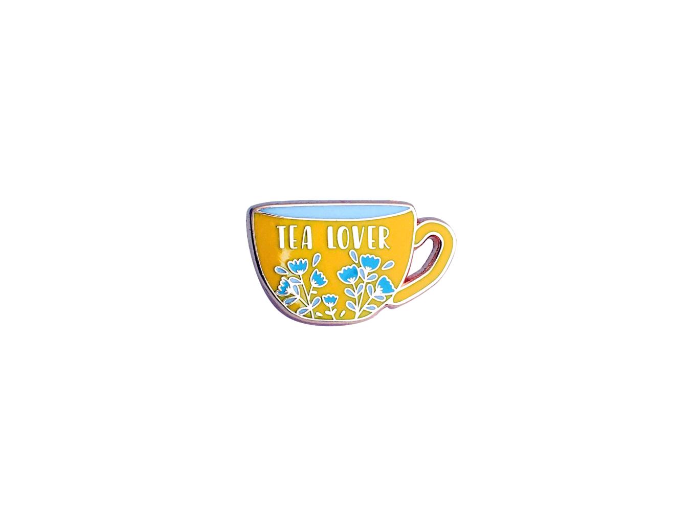 pin's tea time
