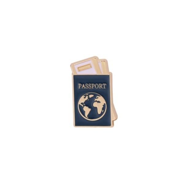 pin's passeport