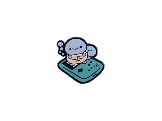 pin's pokémon carapuce solo