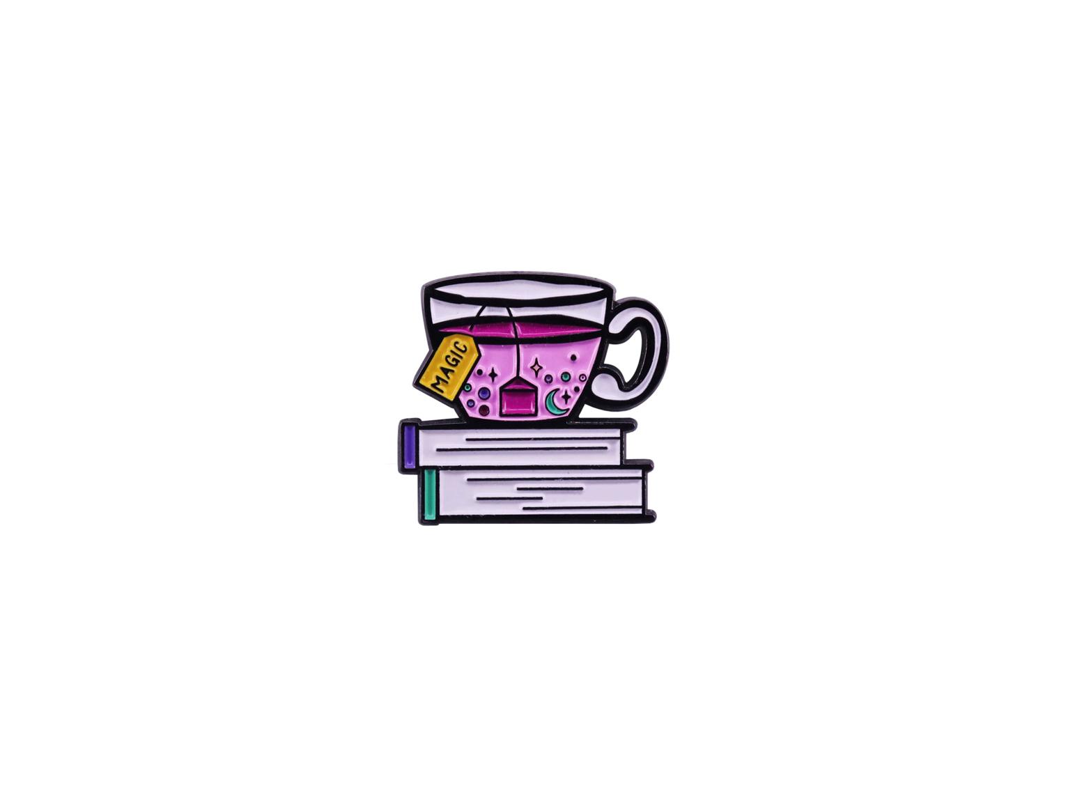 pin's tea and books