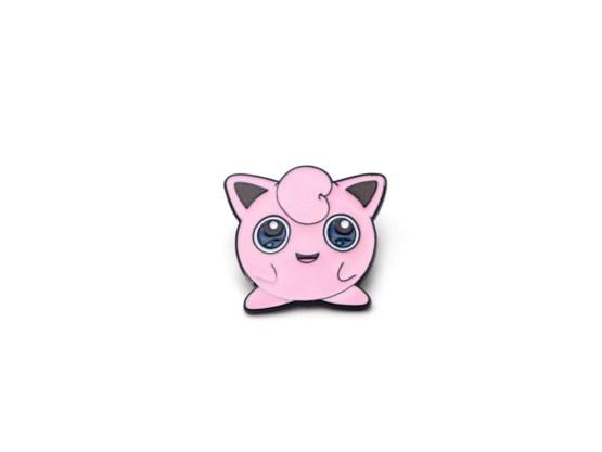 pin's pokémon roudoudou