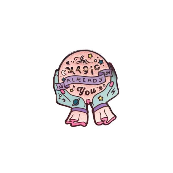 pin's magic in you