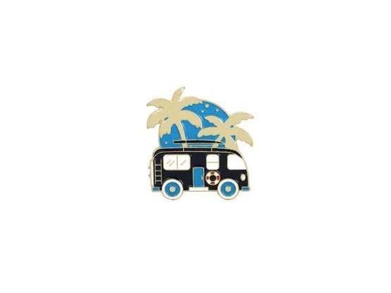 pin's camping-car