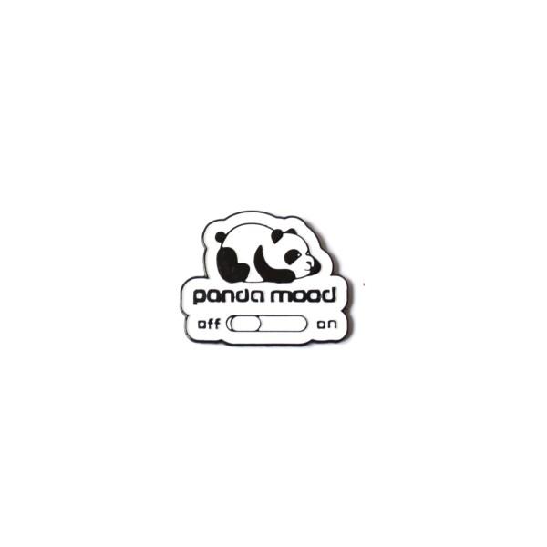 pin's panda mood