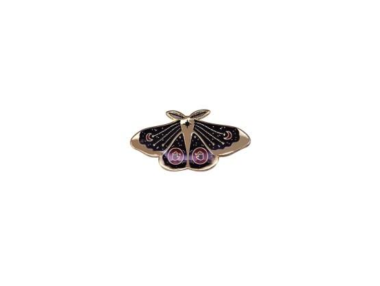 pin's papillon Kévin