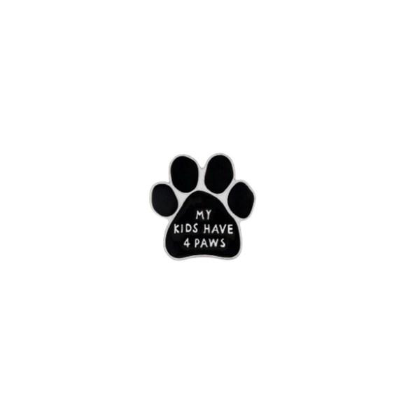 pin's 4 paws