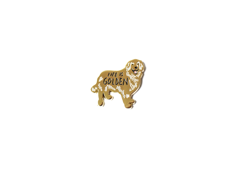 pin's golden