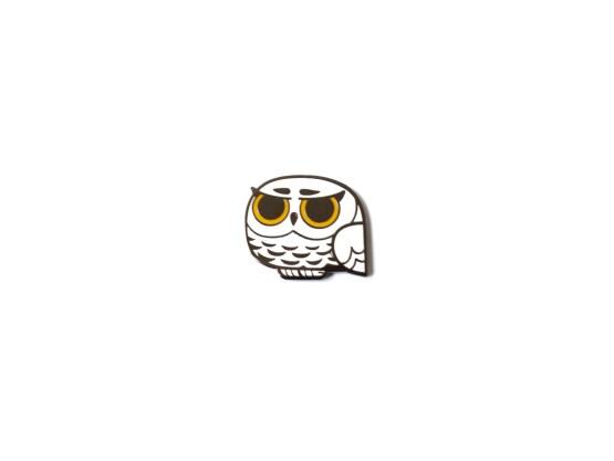pin's hibou