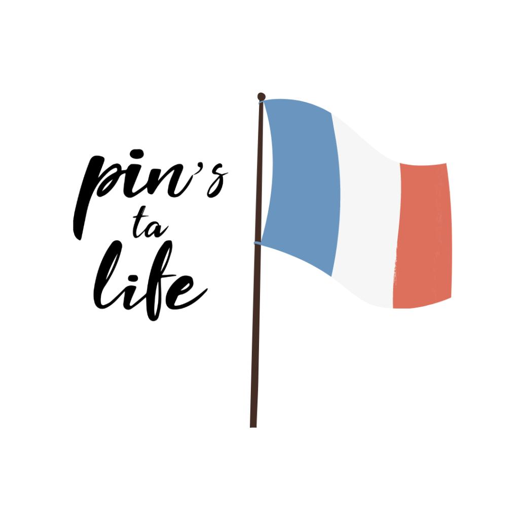 france flag PTL