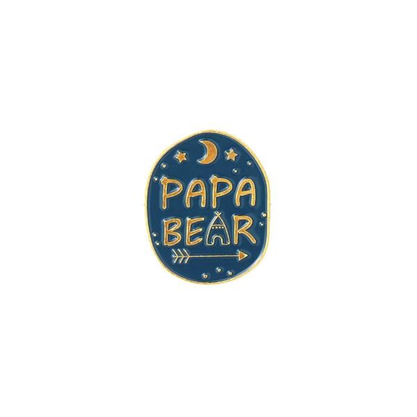 pin's papa bear