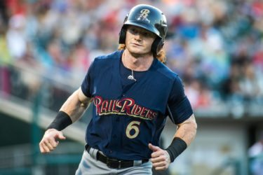 Clint Frazier . (Photo by Cheryl Purcell)