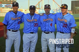 The 2014 Yankees All-Stars