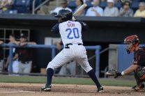 Junior Valera had 3 hits and 3 RBIs (Robert M Pimpsner)