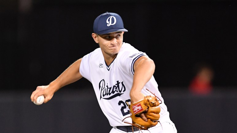 Yankees draft Sean Boyle in the 25th round of the 2018 MLB ...
