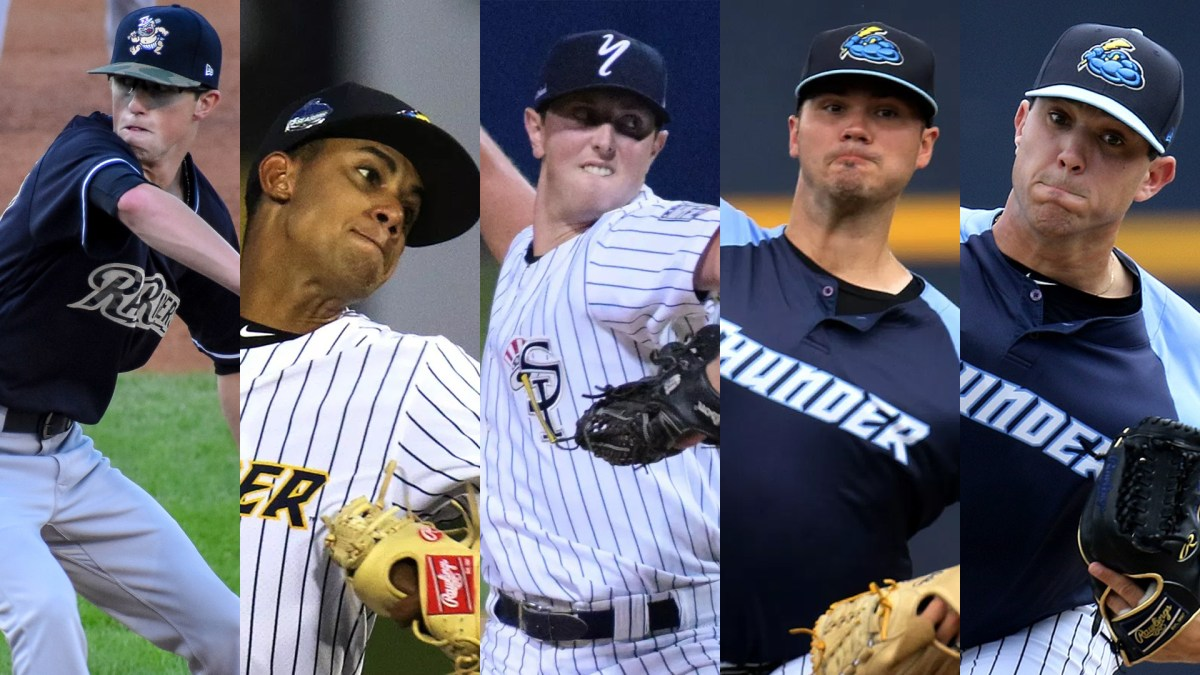 5 Underrated Yankees MiLB Pitching Performances in 2018