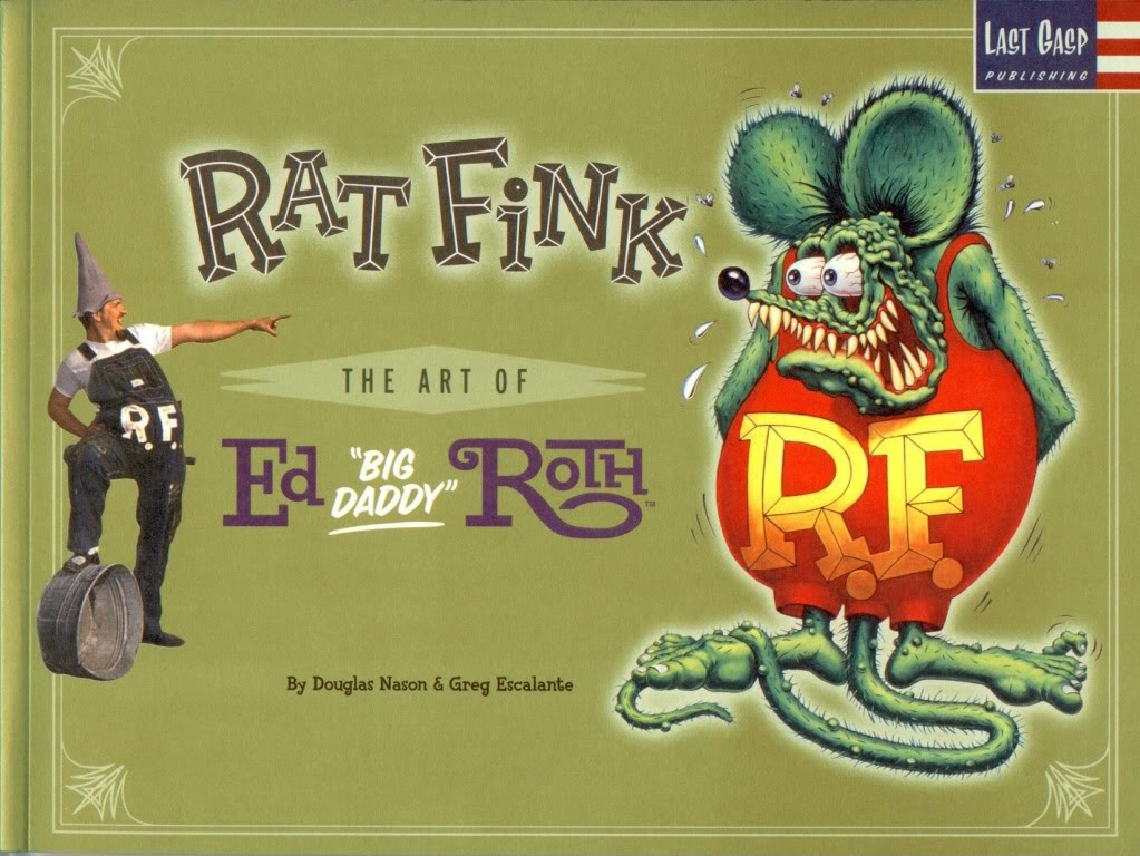 RAT FINK: ART OF ED 'BIG DADDY' (Paperback)