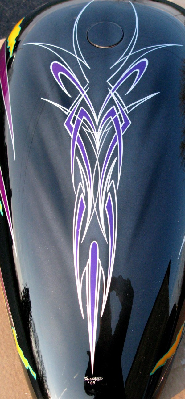 Art Pinstripe PinStriping Designs