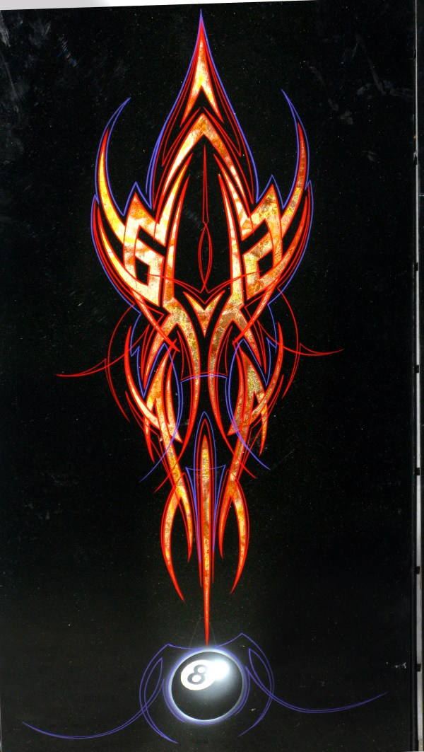 Wizard Graphics Pinstriping