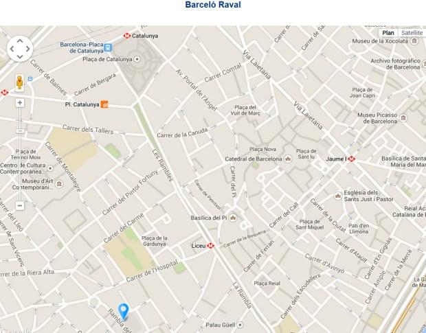 Barcelo-raval-PLAN-HOTEL