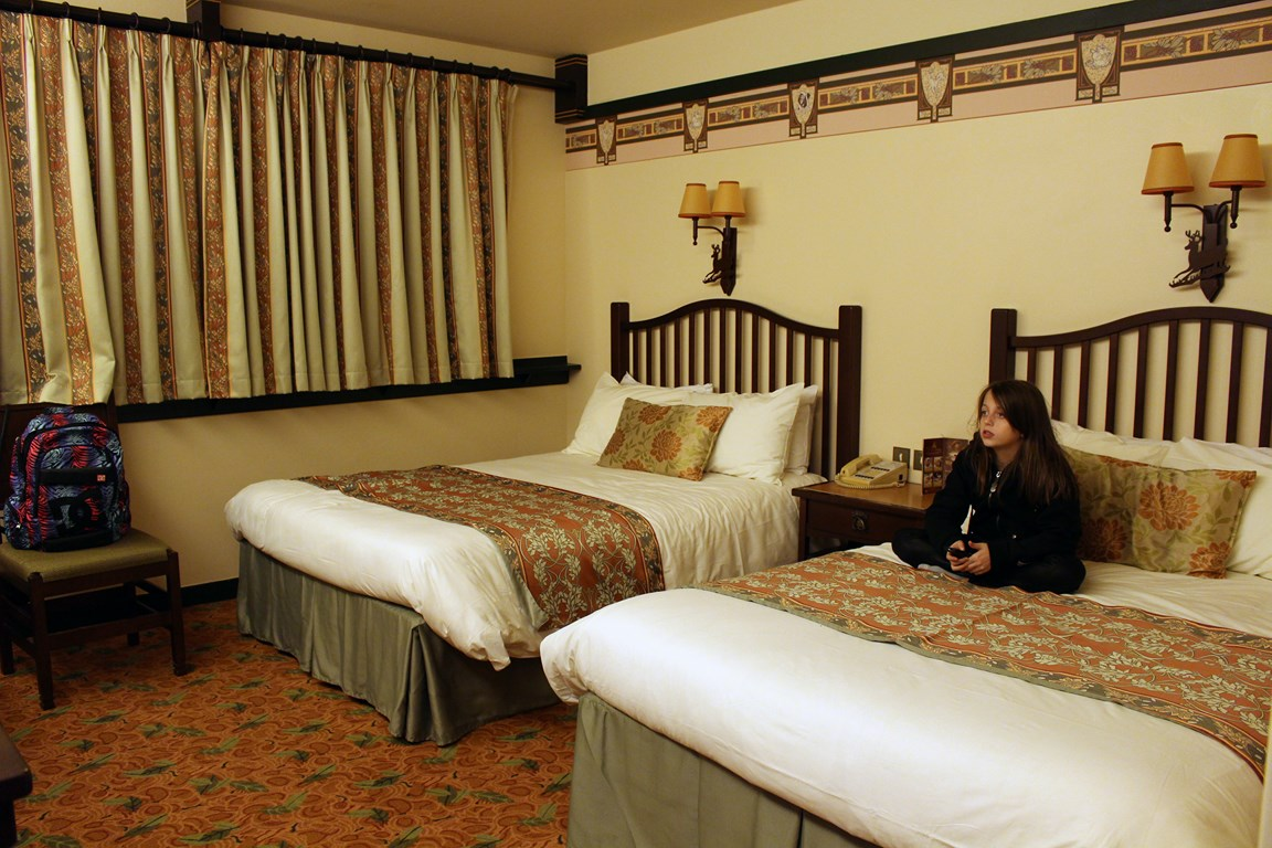 Salle De Bain Hotel Cheyenne Disney ~ disneyland paris un s jour au sequoia lodge une pintade