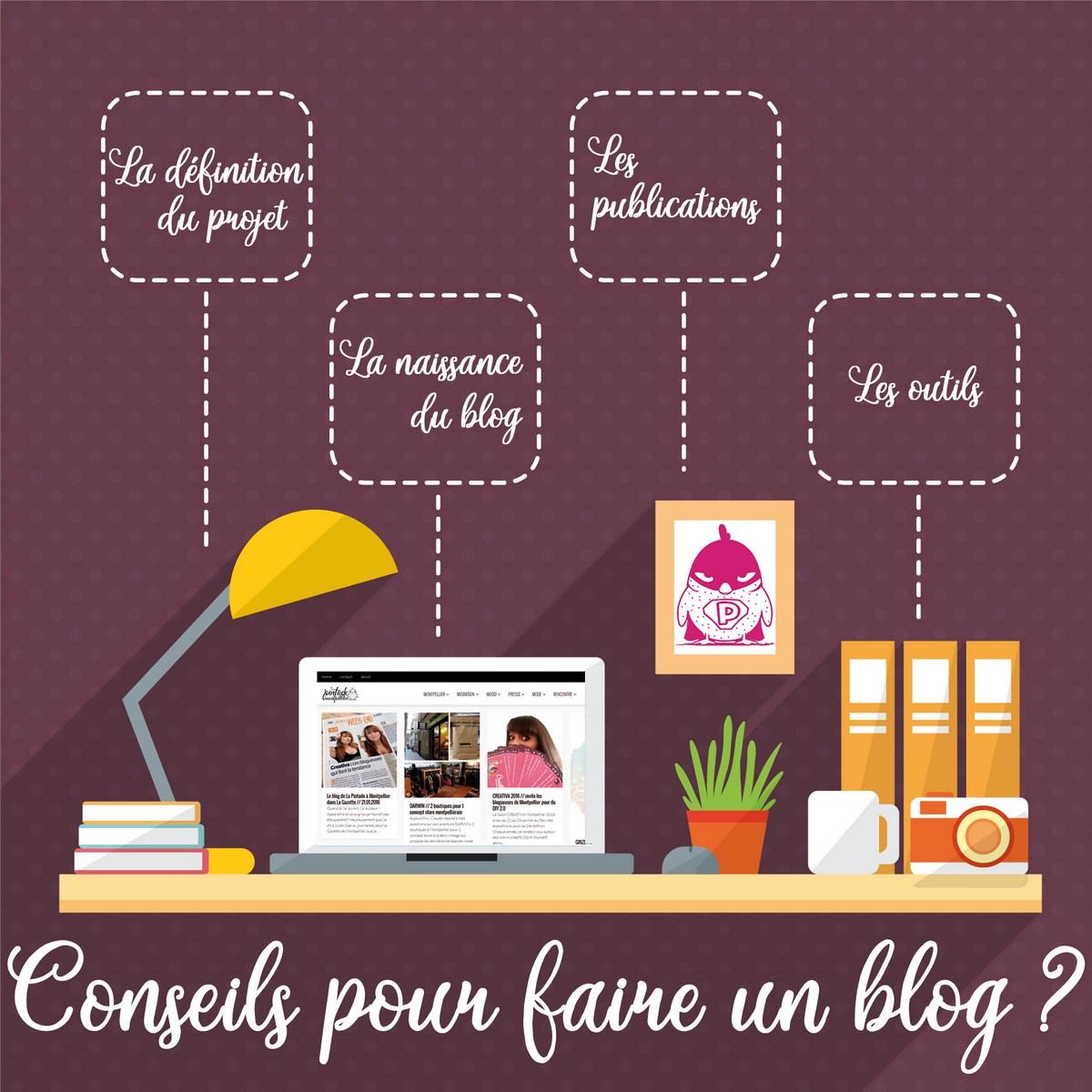 Quelques conseils pour créer son Blog