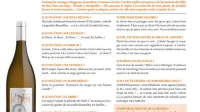 INTERVIEW Petit Bouchon // Caroline Quilis, la fille du Sud qui aime le blanc et les bulles