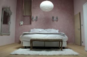 La chambre L'amoureuse - Castel d'Alzac