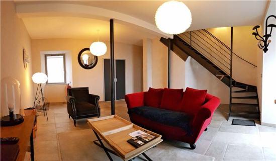Le salon L'amoureuse - Castel d'Alzac