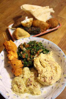 Restaurant libanais Montpellier / LES SAVEURS DU LIBAN