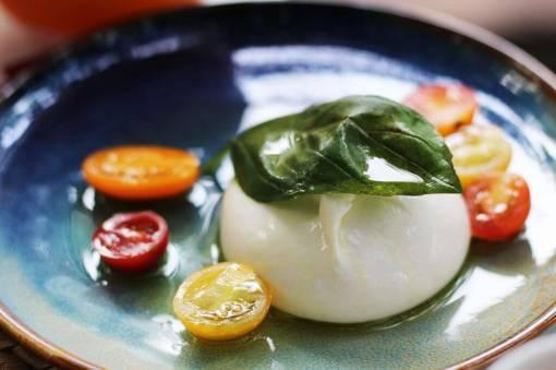 Mozzarella Buratta au Prose