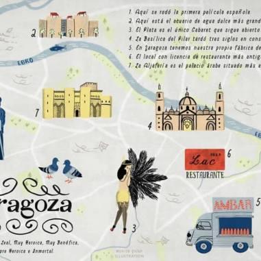 Saragosse - Espagne