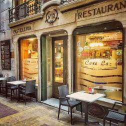 Restaurant Casa Lac - Saragosse