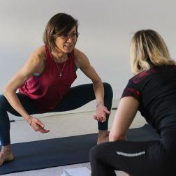 Hotel Fontcaude - Yoga avec Sandrine