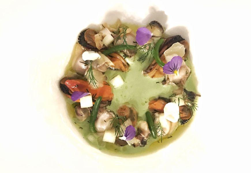 Sète (34) // THE MARCEL* le restaurant qui brille d'1 étoile au Michelin dès sa 1ere année