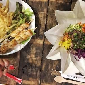 Les HALLES DU LEZ // Food Court à Montpellier, plus de 30 raisons de venir s'y régaler
