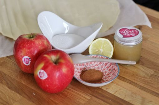 ingredients - Boutons de roses