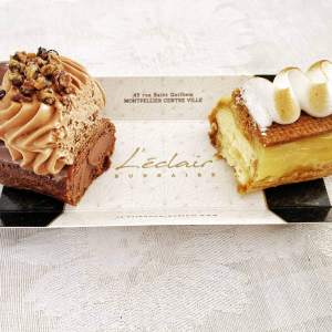 MAISON BONNAIRE // boulangerie et pâtisserie spécialiste de l'éclair et du panettone
