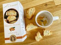 croquants aux amandes - Biscuits de Mel