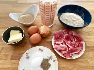 croquetas - recette