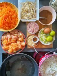 Pad Thai recette