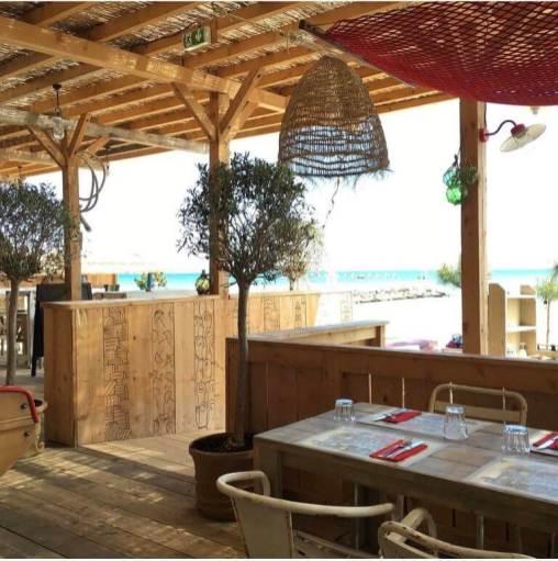 Beach Club Palavas - Plage Privée