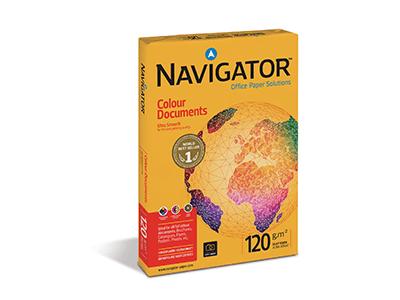 papel navigator  120