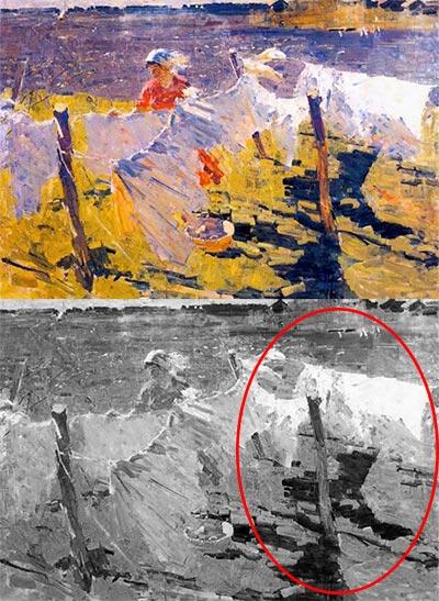Composicin artstica de cuadros impactantes  Pintar al leo