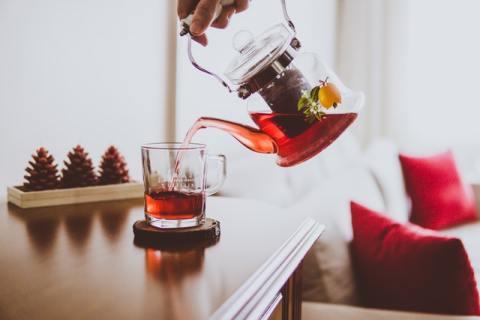 Cara Mengolah Bunga Rosella Menjadi Minuman Teh