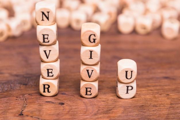 6 Cara Melatih Sikap Pantang Menyerah